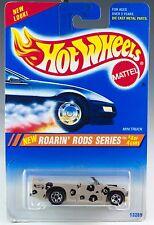 Hot Wheels No. 302 Roarin' Rods Series #4 Mini Truck Tan w/5SP's New 1995