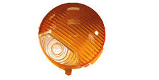 Volvo P1800 S E ES dual Front Indicator Turn Signal Lens new reproduction 668196