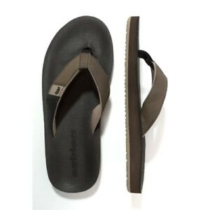 2fbb998af7f5 Image is loading Cobian-BEACON-Mens-Synthetic-Strap-Flip-Flop-Sandals-