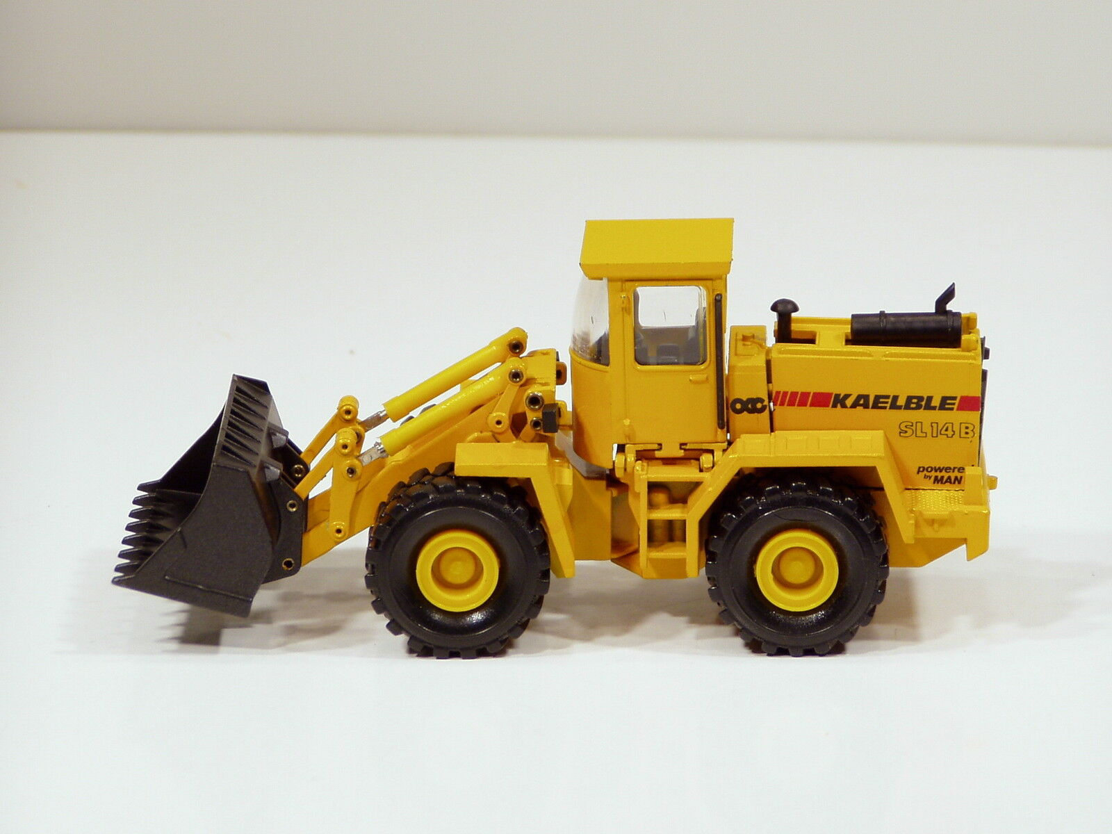 Kaelble SL14B Loader - 1 1 1 50 - NZG N.MINT - No Box bff412