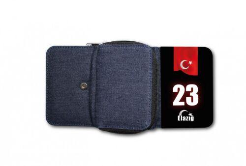 Damen Tasche Geldbörse Portemonnaie Türkei Elazig 23 Türkiye Plaka