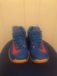 brand new a1020 1adb3 Image is loading Nike-KD-6-Elite-Atomic-Mango-Team-Orange-