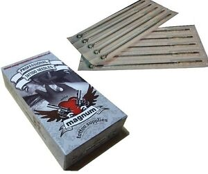 MTS Professional Tattoo Needles - 10 x 5RL - Round Liner - High Quality