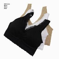 Coobie Comfort Bra With Lace Trim Style 9060l