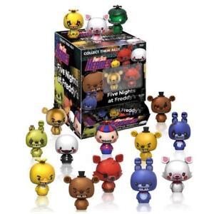 Funko Pint Sized Heroes: Cinq nuits chez Freddy - Présentoir de 24 figurines