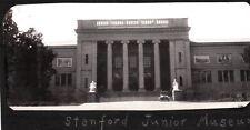 VINTAGE PHOTOGRAPH 1929 LELAND STANFORD JUNIOR MUSEUM CALIFORNIA OLD CAR PHOTO