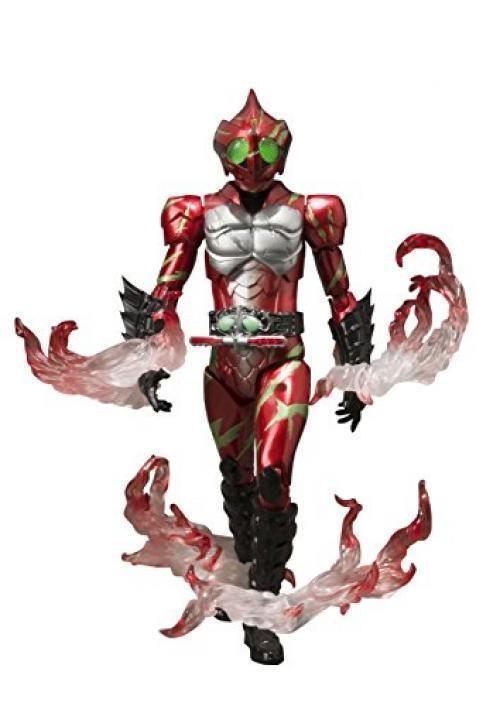 Nuovo S.H.Figuarts Mascherato Kamen Rider Alpha  .jp Limitato Versione