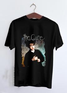 The-Cure-Robert-Smith-Vintage-The-Cure-T-Shirt-Hypebeast-Sreet-Wear-S-4XL-AA405