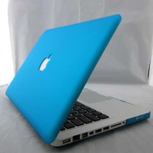 "Glitter Silk Leather Marble Matte Case for MacBook PRO 13/"" 13.3/"" A1278 w// CD-Rom"