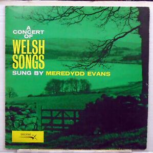Meredydd-Evans-A-Concert-of-Welsh-Songs-1962-vinyl-LP-Delyse-ECB-3161