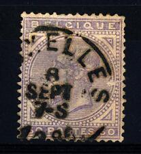 BELGIUM - BELGIO - 1883 - Re Leopoldo II (1835 - 1909, reg. 1865)