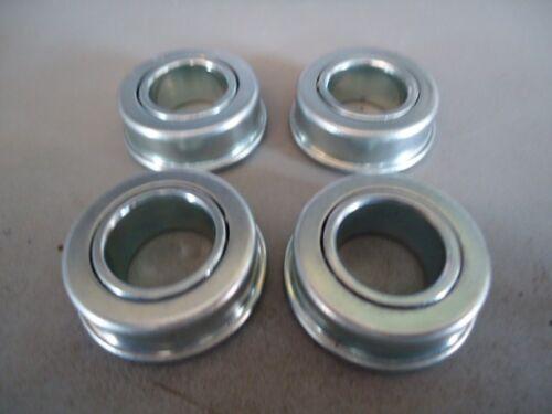 set of 4 Updated Wheel Bearings for AM127304 LA165 LA175 D100 D110