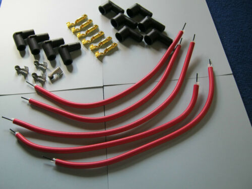 MAKE YOUR OWN SPARK PLUG LEADS PROFESSIONAL KIT ALL YOU NEED TRIUMPH HERALD