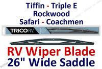 Wiper Blade Tiffin Motorhomes, Triple E, Rockwood, Safari, Coachmen Rv 26 67261