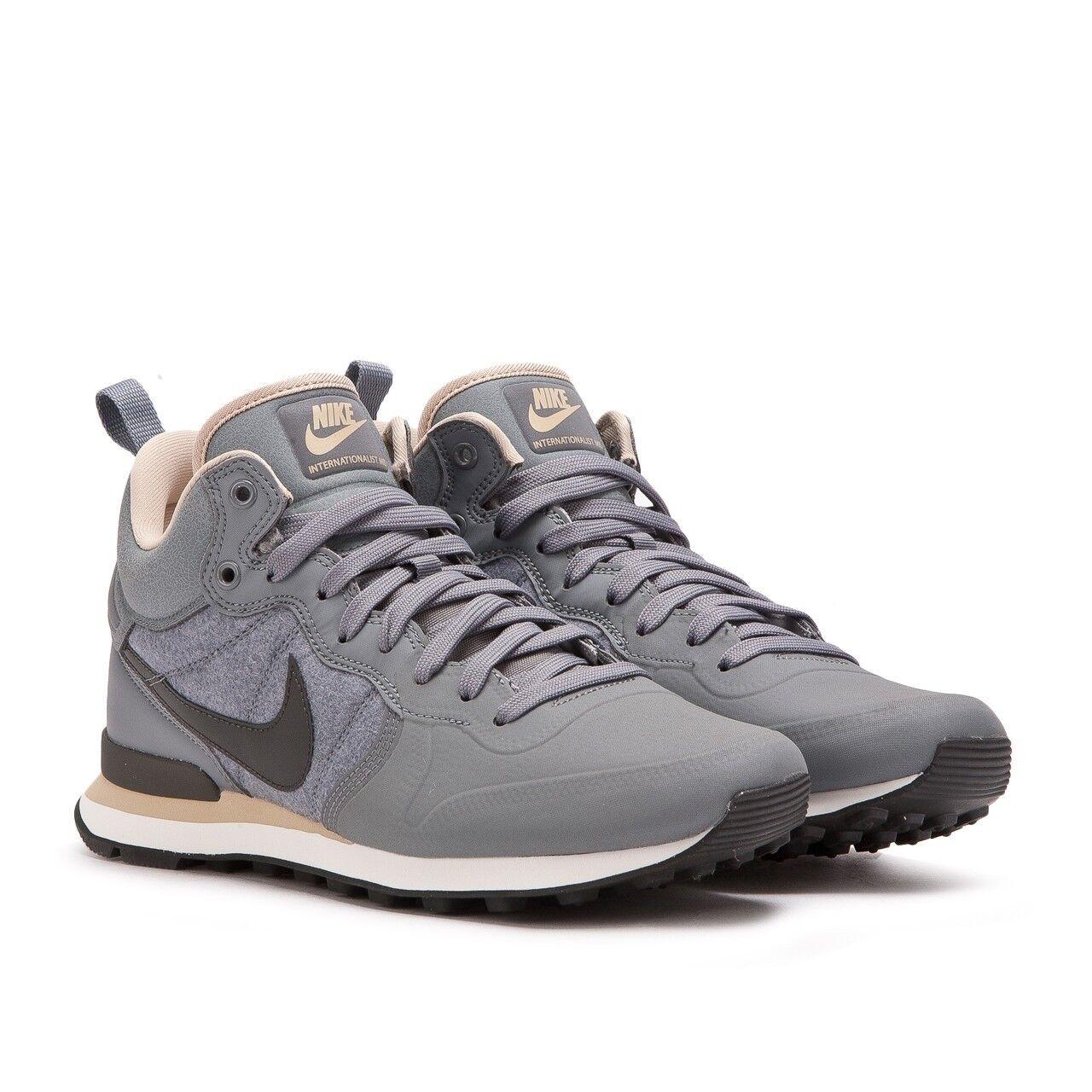 Nike Internationalist Utility Wool size 9.Grey Pewter. 857937-003. Brand discount