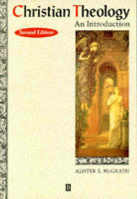 Christian Theology: An Introduction-ExLibrary