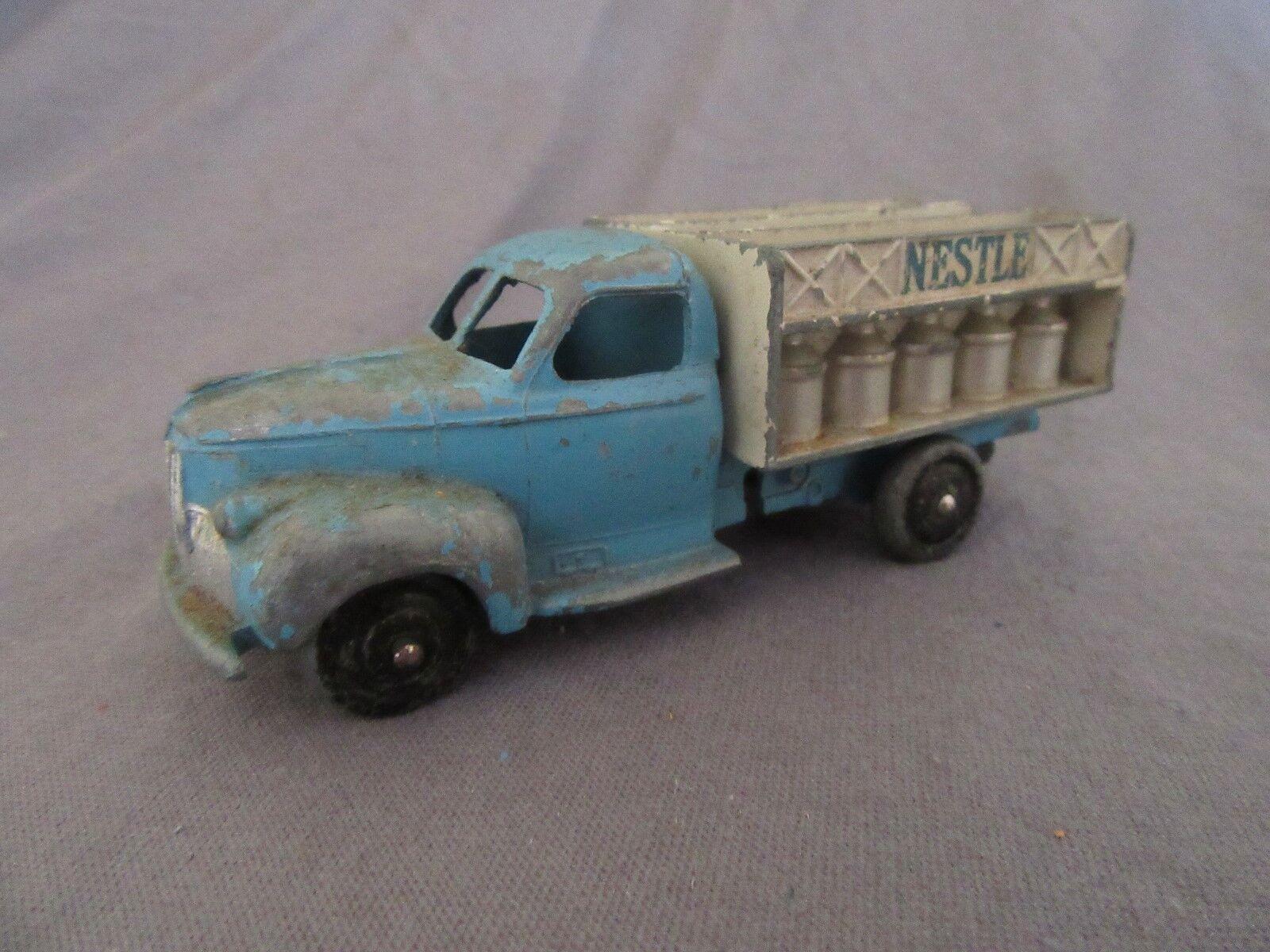 544f vintage dinky 25o studebaker nestle milk m16 wheels zamak