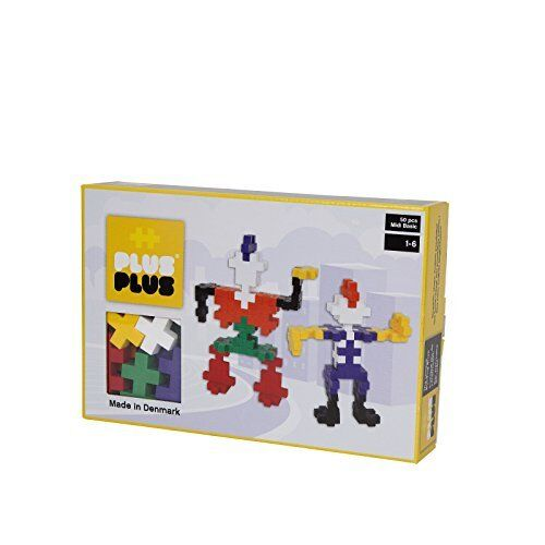 "Plus-Plus 300.3215 /""Midi Basic/"" Building Blocks Multi-Colour"