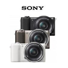 "Sony Alpha A5100L 16-50mm 24.3mp 3"" Mirrorless Digital Camera New Agsbeagle"