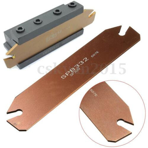 SPB32-3 Part Off Blade Grooving Cutter For ZQMX 3N11-1E GTN-3 SP300