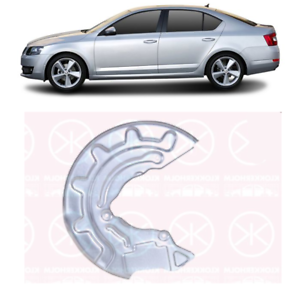 Bremse Backen Platte Staub Shield - Vorne Rechts - Für Skoda Octavia III (5E_)