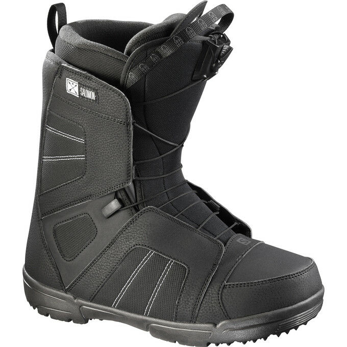 Stiefel Snowboard Boot SALOMON TITAN black 2018