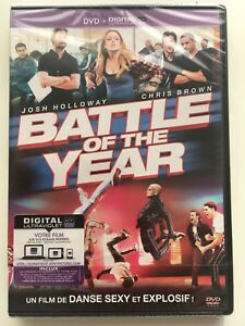 Battle-of-the-year-DVD-NEUF-SOUS-BLISTER-Josh-Holloway-Chris-Brown