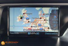 Audi 2017 MMI 2G High Navigation Maps UK Europe Sat Nav DVD Disc A4/A5/A6/A8/Q7