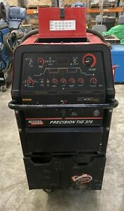 Lincoln Electric Precision TIG 375 Watercooled Electric ...
