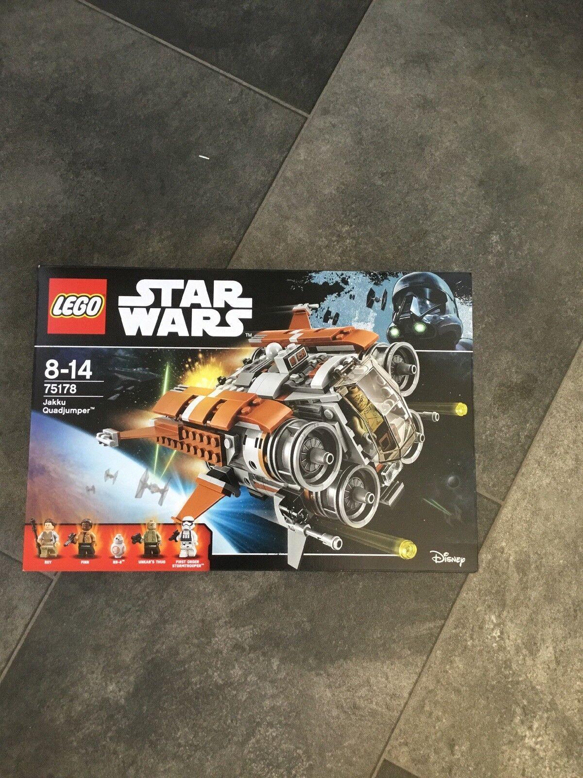LEGO 75178   jakku QUAD JUMPER   economico e di alta qualità
