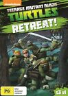 Teenage Mutant Ninja Turtles - Retreat! (DVD, 2015)
