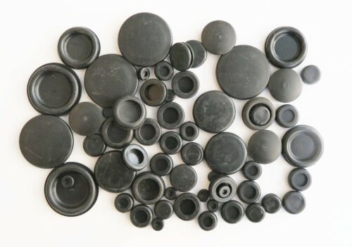 Large Range of Sizes Mixed Blind // Blanking Grommets 60 Mixed Pack 32mm 6mm