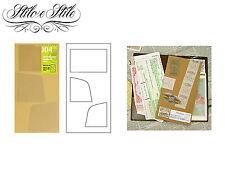 Midori Pocket Stickers | Refill Midori 004 | Traveler's Notebook Regular Size