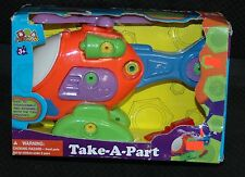 Toddler Toy Take-A-Part Helicopter Kids Play Game Pretend Pre-School Young NEW