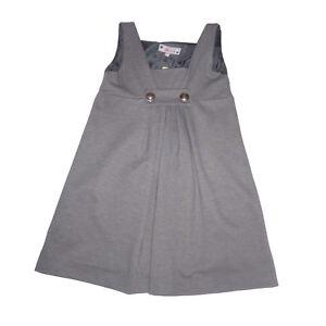 Vestidos-nina-de-Maiz-gris-talla-6