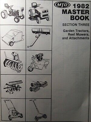 700 600 800 995A Lawn and Garden Tractor Service Manual Mtd 500 IT ...