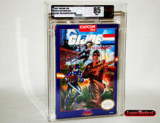 G.I. Joe Atlantis Factor Nintendo NES Brand New Sealed VGA 85 Mint Condition
