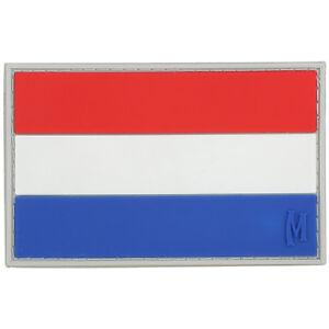 Maxpedition-Nederland-Flag-Rubber-Kenteken-National-Morale-Patch-Kleur