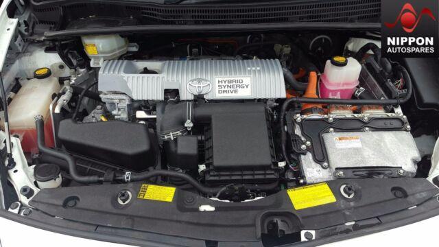 Toyota prius h brido 1 8 vvti 2zr fxe motor 2009 2015 ebay for Ebay motors toyota prius