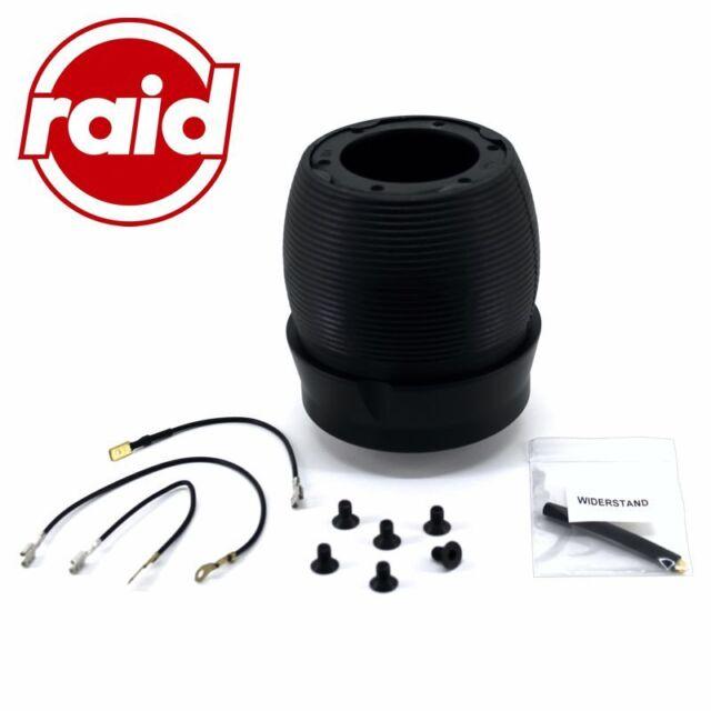 raid Rückrüstadapter - Seat Ibiza/Cordoba 6K - Rückrüstnabe No-Airbag-Kit
