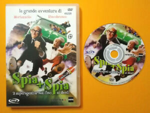 DVD-Film-Ita-Commedia-SSPIA-SPIA-rincobronco-MHE-ex-nolo-no-vhs-cd-lp-mc-D5