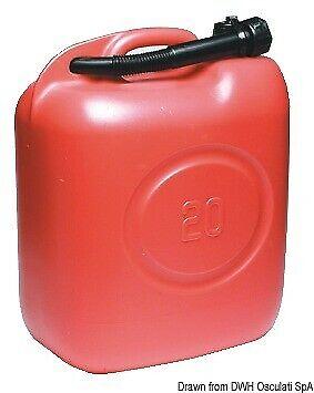 Tanica benzina Eltex 20 l ( 18.350.22 )