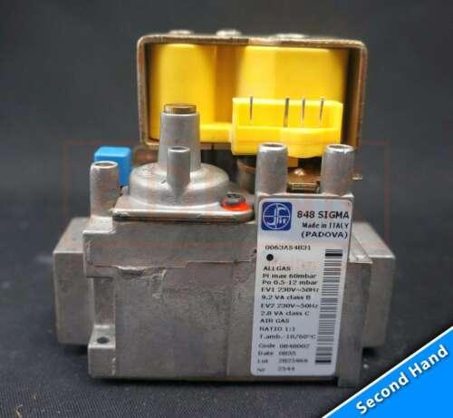 5122286 GV002 Baxi Duo Tec Combi 40 il /& 40 il une chaudière gaz Valve assis