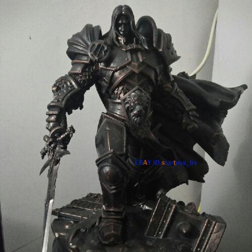 Arthas Resin 25cmH Statue Figurine Figure Model IN STOCK Hardened Edition Figure