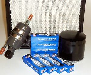For-Jeep-Grand-Cherokee-4-7-High-Output-Service-Kit-inc-spark-plugs