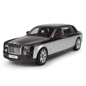 KYOSHO-1-18-ROLLS-ROYCE-PHANTOM-EXTENDED-WHEELBASE-DIECAST-MODEL-CAR-COLLECTION