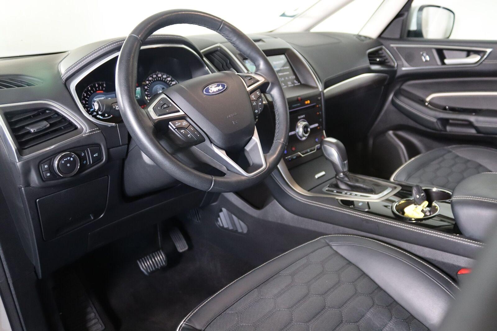Ford S-MAX 2,0 TDCi 180 Vignale aut. - billede 6