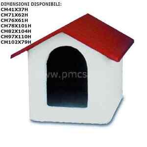 Cuccia Per Cani Da Esterno Cucce In Cemento Casette Da Cm41 A Cm102