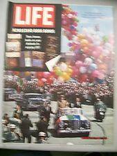 LIFE MAGAZINE MARCH 27 1964 CHARLES DE GAULLE MEXICO CITY PRESIDENT LOPEZ MATEOS
