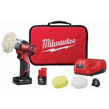 Magnificent Milwaukee 2438 22X M12 Cordless Variable Speed Polisher Theyellowbook Wood Chair Design Ideas Theyellowbookinfo